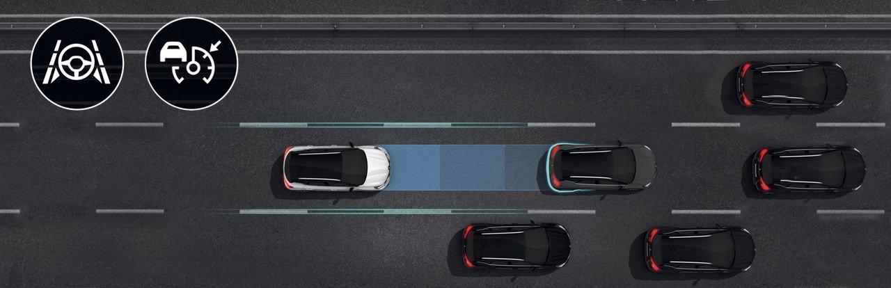 Ledsager på veje og i trafikpropper