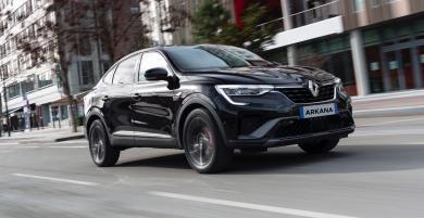 Den nye Renault Arkana