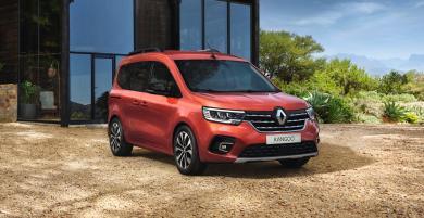 Den nye Renault Kangoo