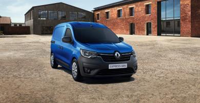 Den nye Renault Express