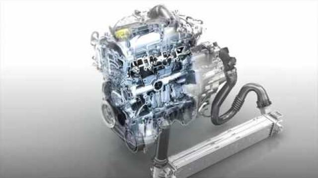 MOTORER OG GEARKASSER : ENERGY TCE 115- OG 130-MOTORER