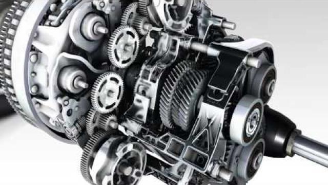 MOTORER OG GEARKASSER : MOTORVARIANTERNE ENERGY DCI 95 OG 110