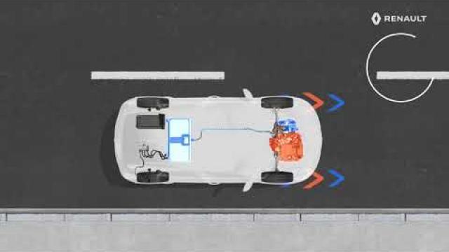 E-TECH PLUG-IN HYBRID - E-Nav-funktionen