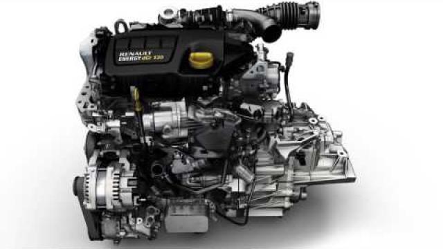MOTORER OG GEARKASSER : ENERGY DCI 130 & DCI 160 EDC MOTORER