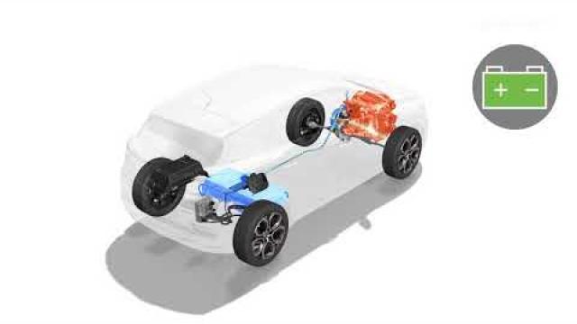 E-TECH PLUG-IN HYBRID - Køretilstandene Pure, My Sense og Sport