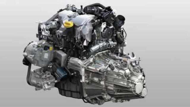 MOTORER OG GEARKASSER : MOTORVARIANTEN ENERGY DCI 110 HYBRID ASSIST