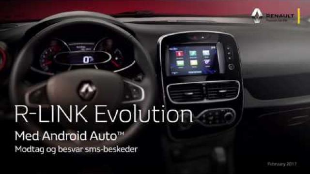 R-LINK EVOLUTION MED ANDROID AUTO - DAN